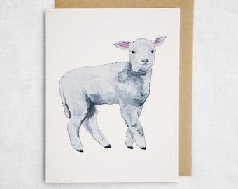 Lamb Card