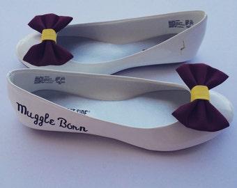 Harry Potter Muggle Born shoes