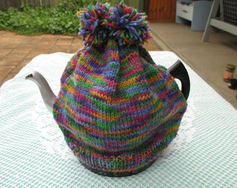 Tea Cozy - Hand knitted