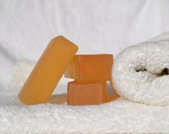 3 x Anti-septic Oregano Soap 100% Natural Anti-bactirial 100 gr / 3.4 oz Therapeutic Grade.