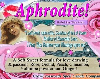 Pornostar aphrodite love spells