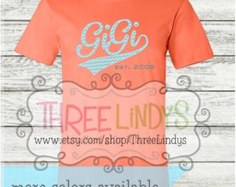 Team Gigi Shirt