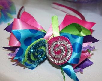 Candy Land Headband