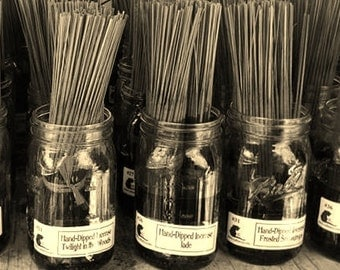 Hand-Dipped Incense 100 sticks per package!