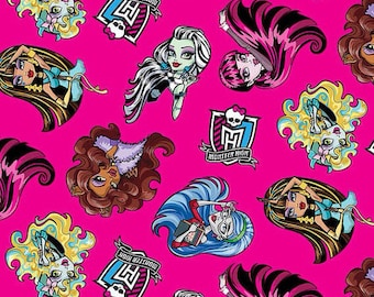 Down Payment for Custom Monster High Quilt