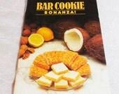 Bar Cookie Bonanza - Vintage Cookbook