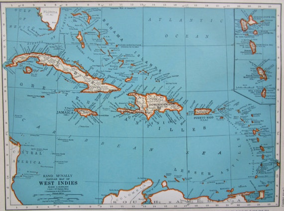 map of western caribbean islands - Ecosia
