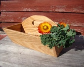 Little wood tote
