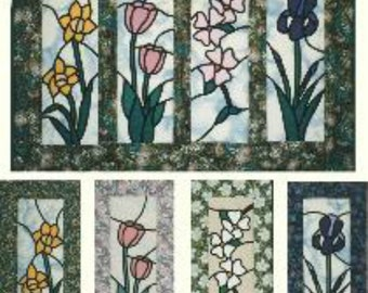 Spring Windows Stainled Glass Designs Patterns By Subtle Endeavors