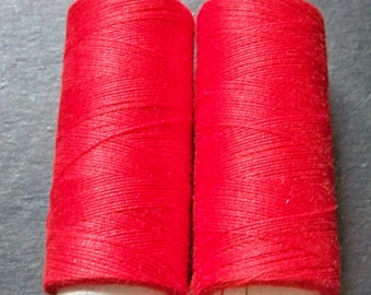 Red Sewing Thread-2 spools