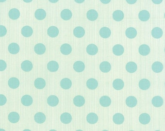 Mama Said Sew Dots in Blue Mist, Sweetwater, Moda Fabrics, 100% Cotton Fabric, 5497 32