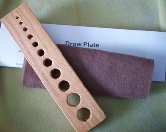 DRAW PLATE for Viking Knit