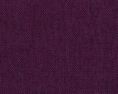 "One Piece - 26"" x 57"" -Newest Faux Linen Solid Upholstery Fabric. Soft hand- Extremely durable- Natural look-Washable -Color:Zantium"