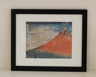 Mt. Fuji Print Frame