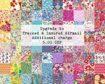 Upgrade to Tracked & Insured Airmail