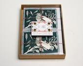 Mini Owl Thank-You Cards