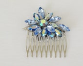 Gorgeous Vintage 1960s Hair Comb...Vintage Bridal...Vintage Wedding...Special Occasion