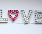 Ceramic Love Letter Dish Set