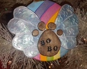 Rainbow bridge memory pet dog cat christmas tree ornament memory free shipping