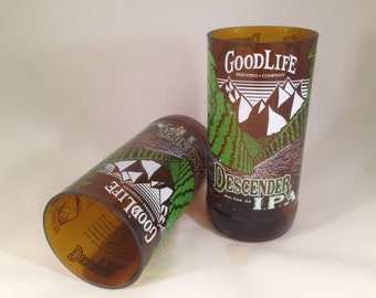Goodlife - Descender IPA Recycled Glasses - Set of 2