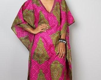 Caftan Dress / Maxi Dress / Summer Dress : Bohemian Kaftan Collection no. 5