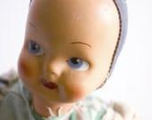 Vintage Handmade Doll - Dutch Girl