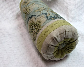 LAST ONE decorative accent toss throw lumbar bolster 5.5x14