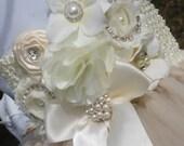 Flower girl dress. Ivory and Champagne TuTu Dress, Vintage dress,lace tutu dress,counthy tutu, toddler tutu dress,wedding, birthday, Newborn
