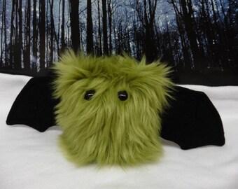 Sage The Scrappy Bat Stuffed Animal, Plush