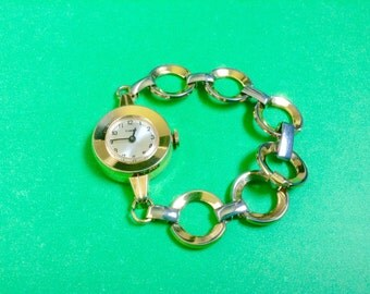 Timex women's watch watch Wristwatch wrist watch TIMEX ladies vintage elegant bracelet watch