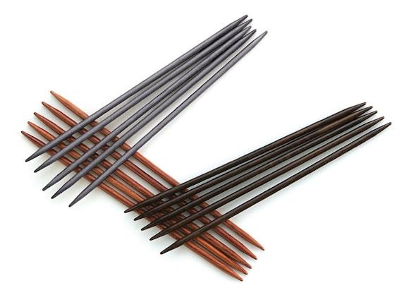 Ebony Knitting Needles 3