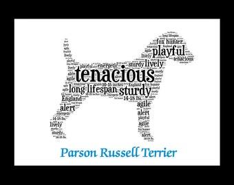 Parson Russell Terrier,Parson Russell Terrier Art, Parson Russell Terrier Artwork, Parson Russell Print, Parson Russell Terrier Gift