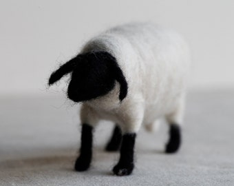 Needle Felt Sheep Kit - DIY Craft Kit