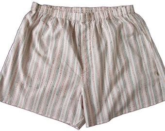 Unisex Boxers - dot stripe