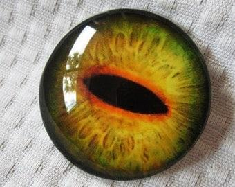 50mm Glass eye-Large glass eye-Big dragon eye-Big dinosaur glass eye-Giant glass eye