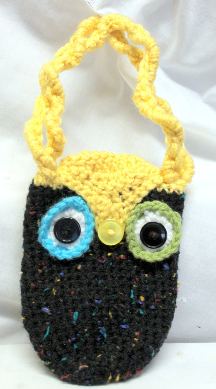 Amigurumi Owl crochet owl crochet purse owl by ...