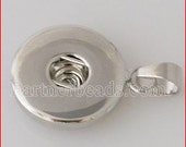 ArtSnaps Interchangeable Simple Pendant Base for 1 Inch ArtSnappinz DIY Accessories - One Piece