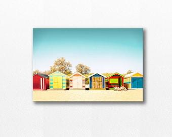 beach canvas art photography canvas print nautical decor 12x18 24x36 fine art photography beach houses decor canvas gallery wrap melbourne