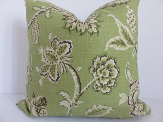 lime green pillow cover brown pillow cover green brown. Black Bedroom Furniture Sets. Home Design Ideas