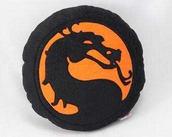 Mortal Kombat Themed Cushion