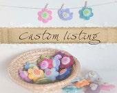 Custom listing for Alejandra