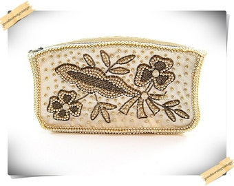 Pearl Clutch Purse
