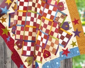 Scrappy Cats - PDF Quilt Pattern