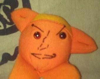 Naughty Elf toy phygmintz