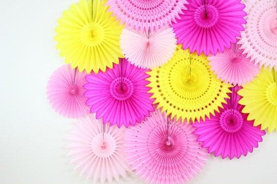 Birthday decorations pink lemonade first birthday baby shower il570xn mightylinksfo