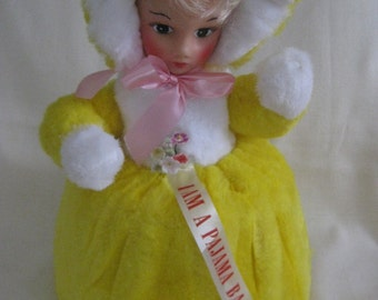 Vintag Doll Pajama Bag