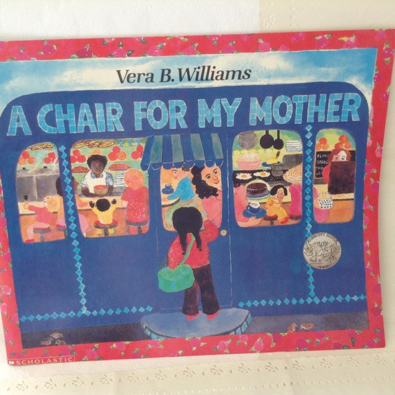 Children 39 S Literature BIG BOOK A Chair For My Mother
