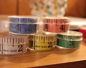 60 Inch Measuring Tape With Case - Sewing & Knitting Basket Must Have!