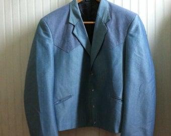 Western Jacket, Mens jacket, Rockabilly Jacket-Nashville- Sheplers jacket
