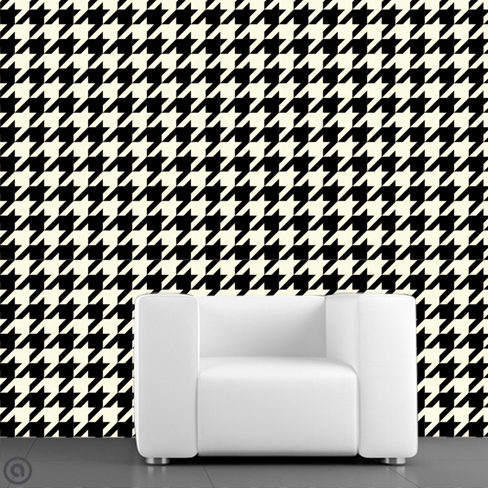 wallpaper polychromatic screen houndstooth - photo #21